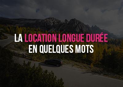 Bannière Location Longue Durée forêt et montagne