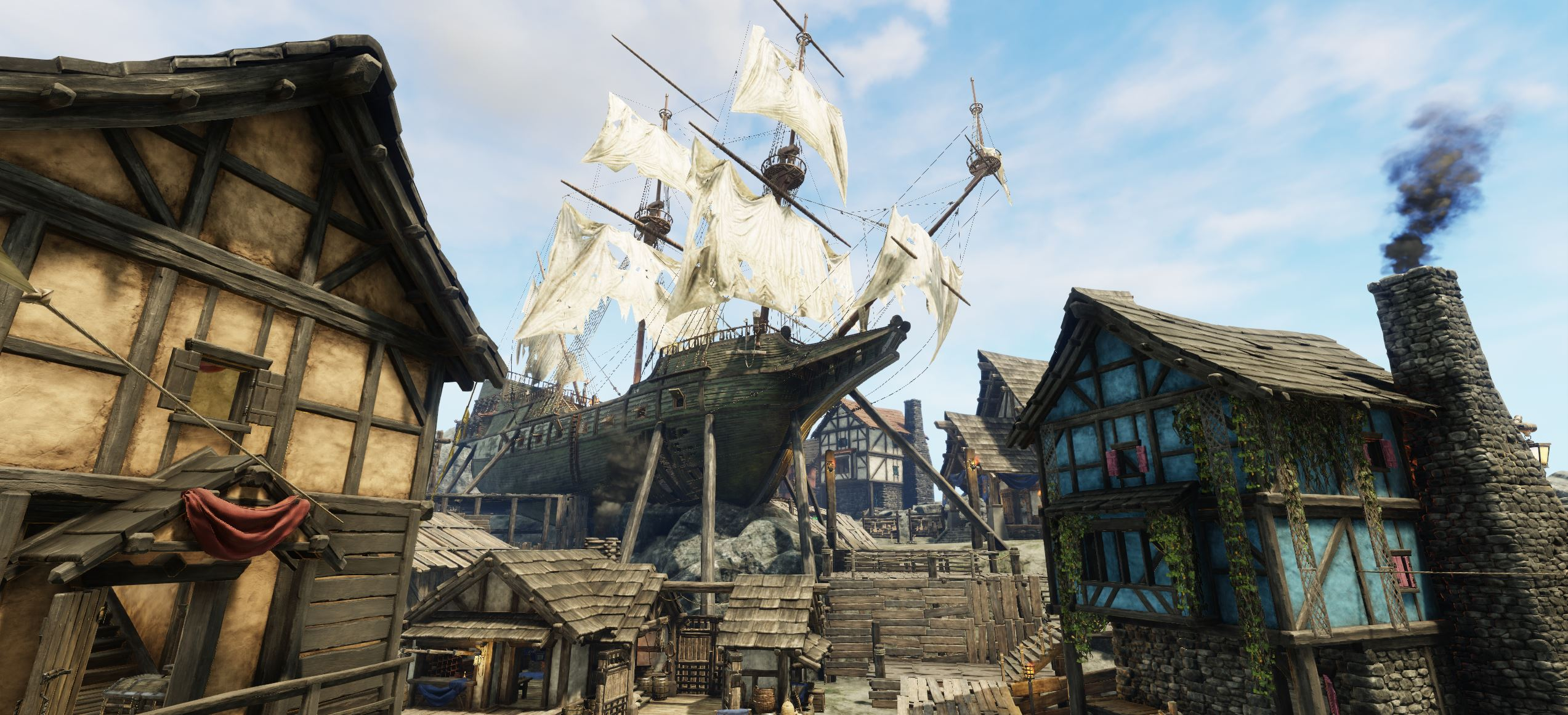 Amazon Games Studios, New World