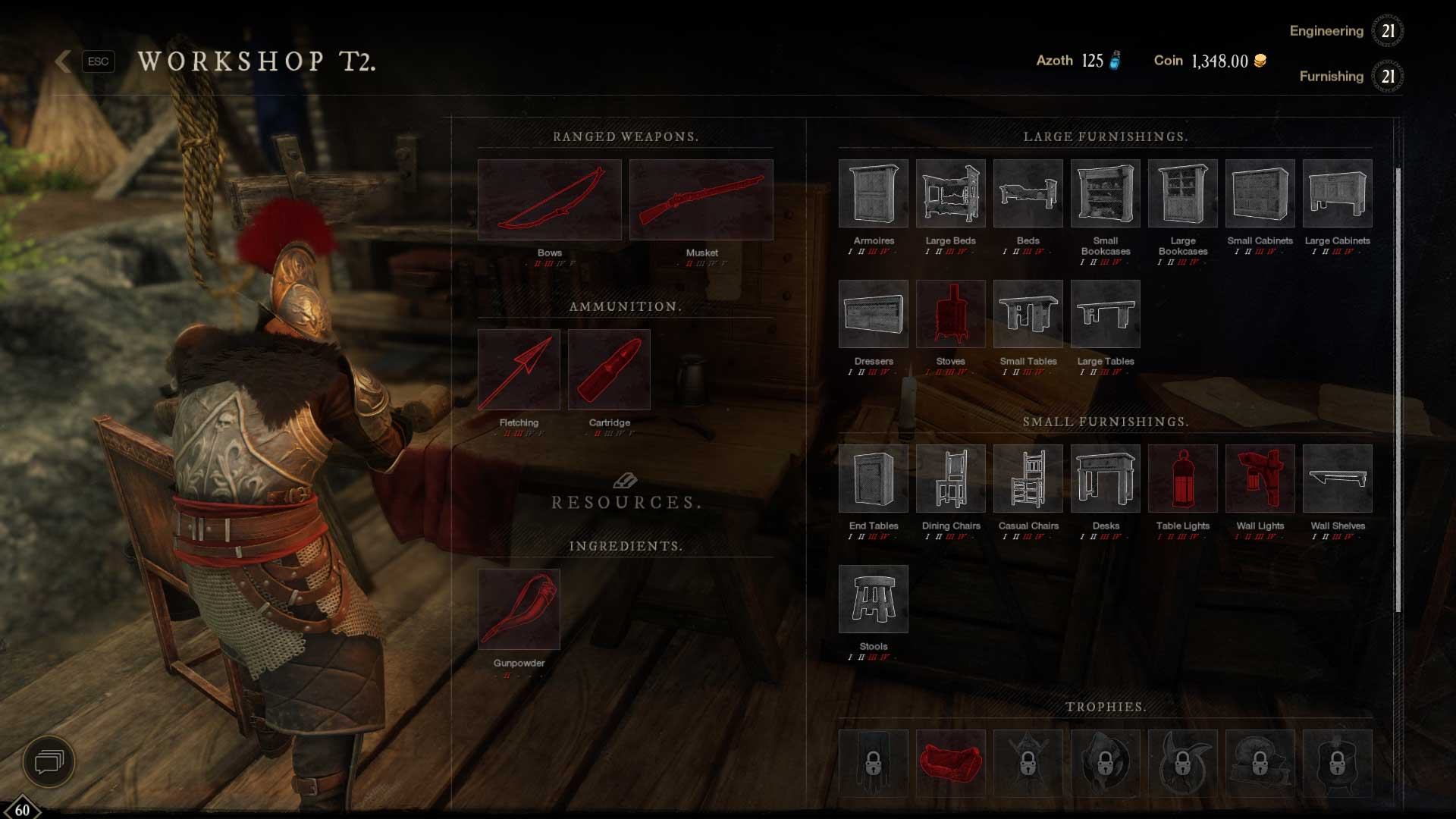 Crafting in New World - News | New World