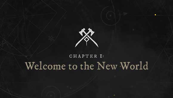 Chapter 1: Welcome to the New World