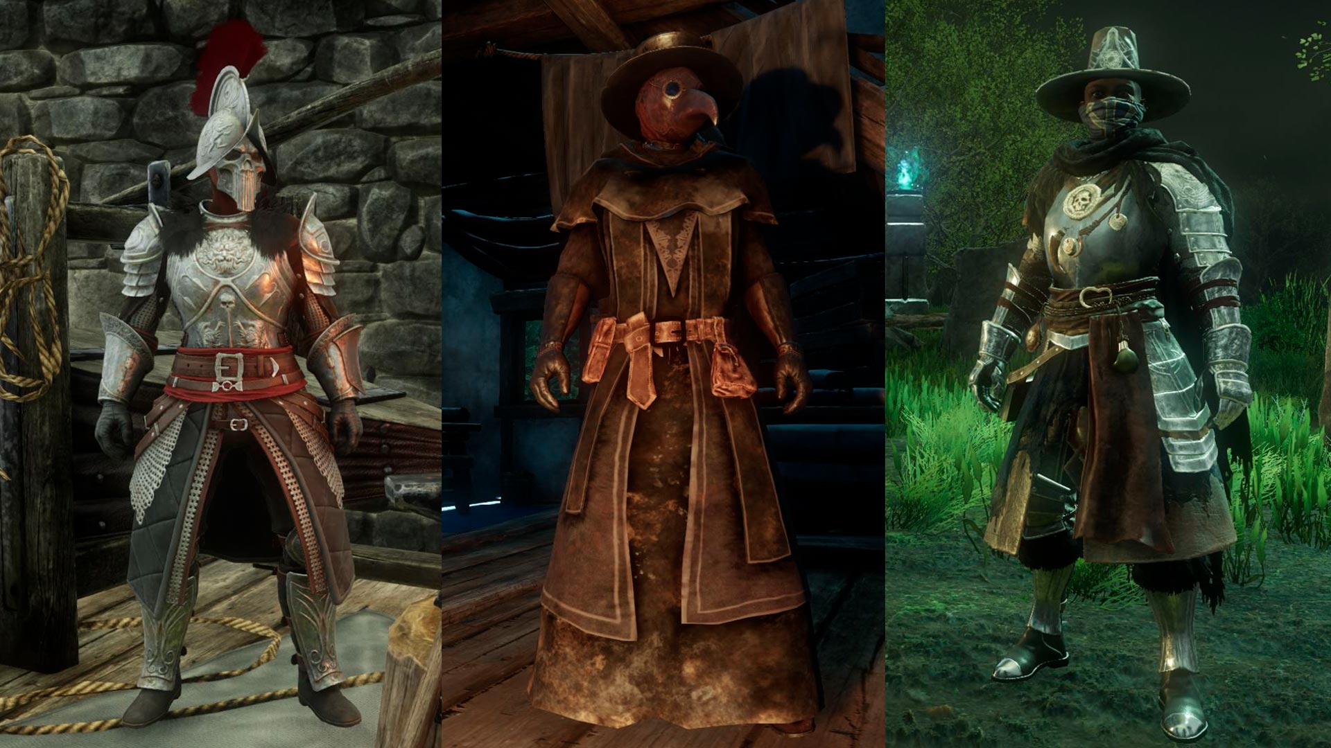 factions new world covenant syndicate marauder