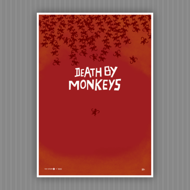 Death by Monkeys
