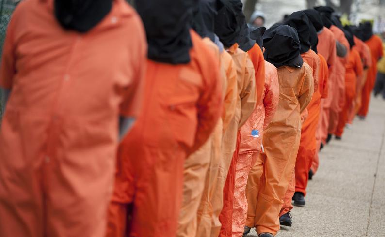 Music as torture – 'The Disco' at Guantanamo Bay