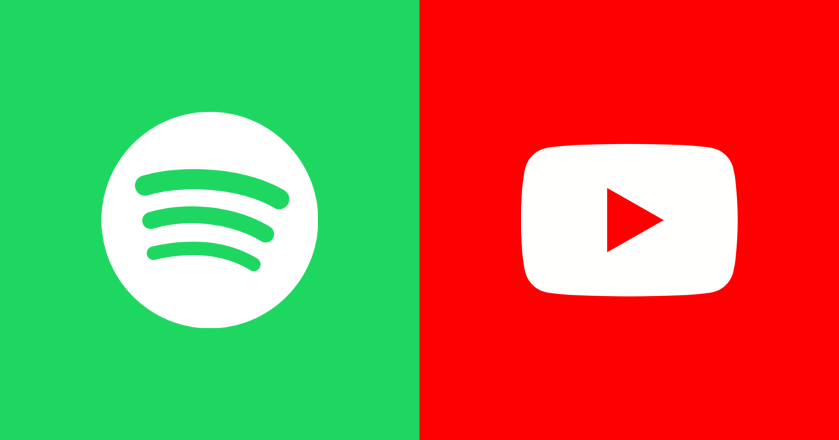 if spotify then youtube