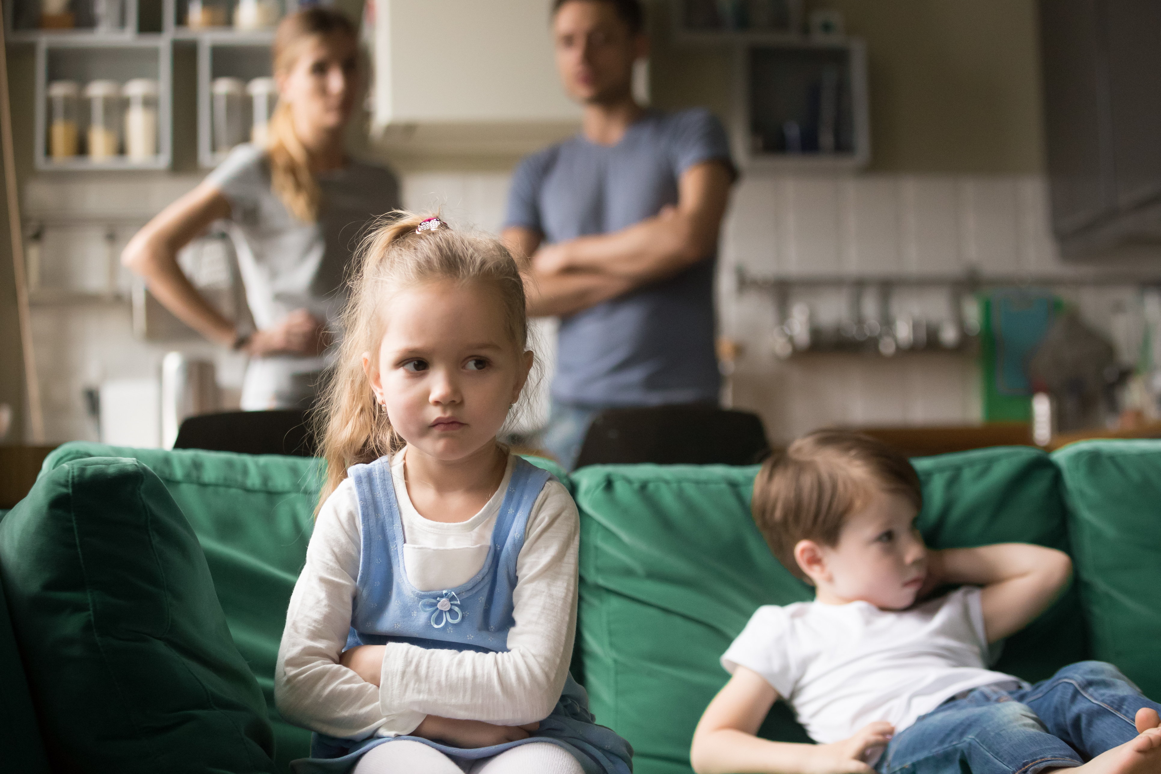How to effectively manage behavioural issues in your children