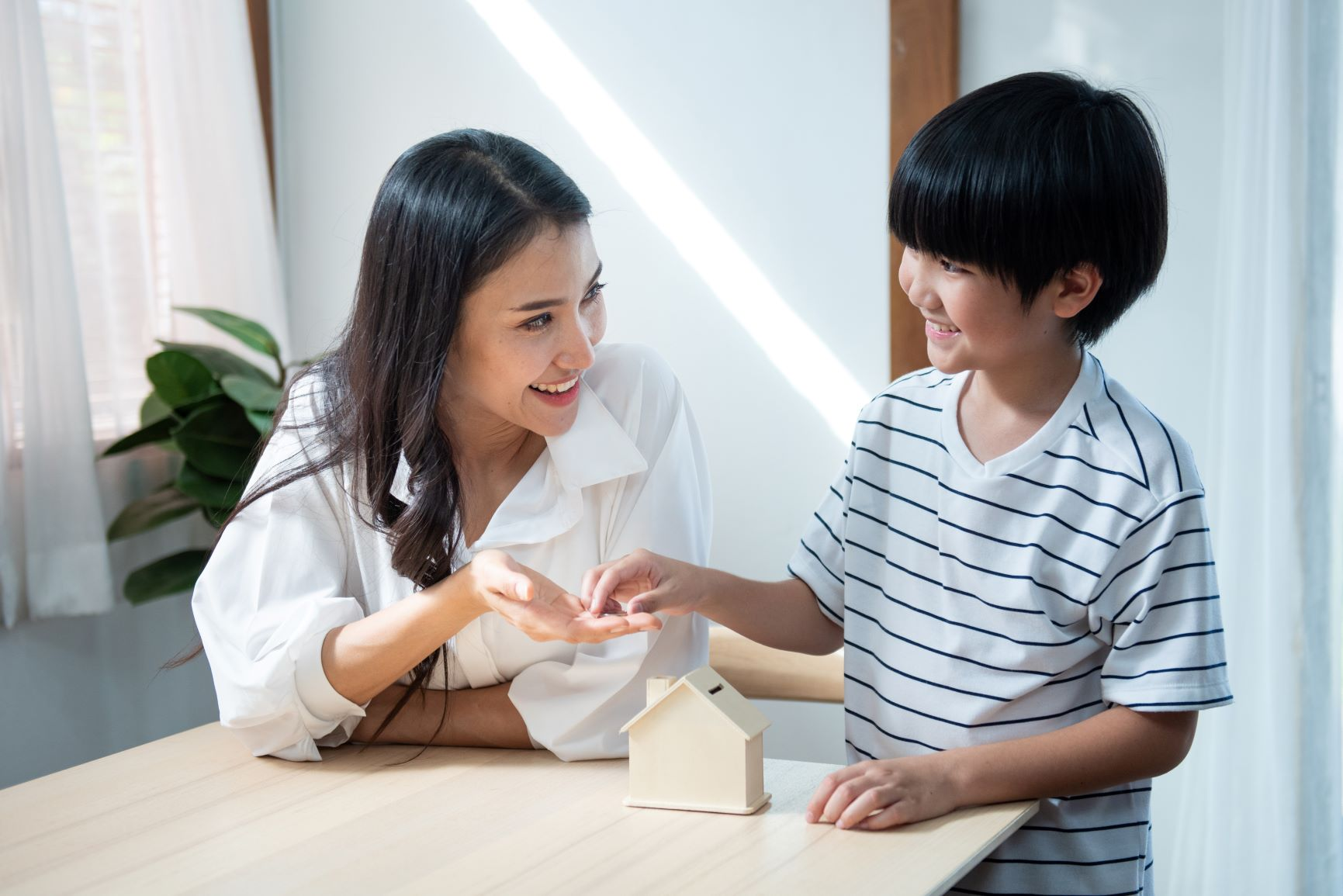Money talk – tips for having tough financial conversations with your kids