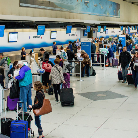 CLT Among Top 10 in J.D. Power's Airport Satisfaction Study