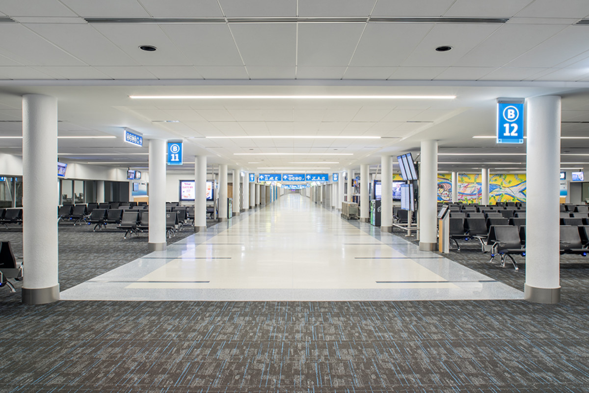 Concourse B Renovations
