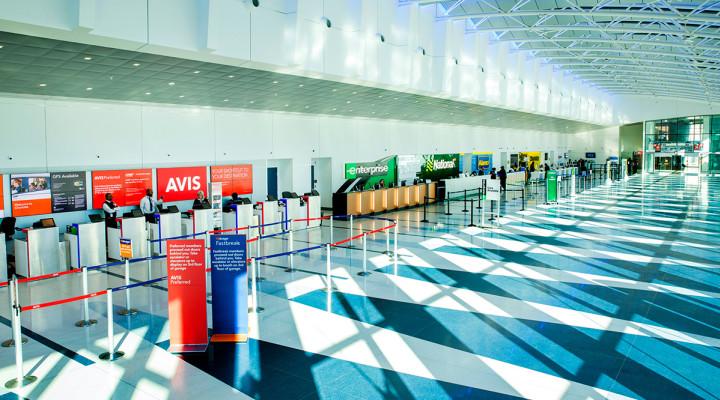 Rent A Car Charlotte Nc >> Charlotte Douglas International Airport