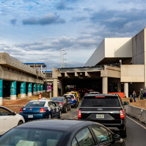 CLT to Open Five Lower Level Lanes to Public