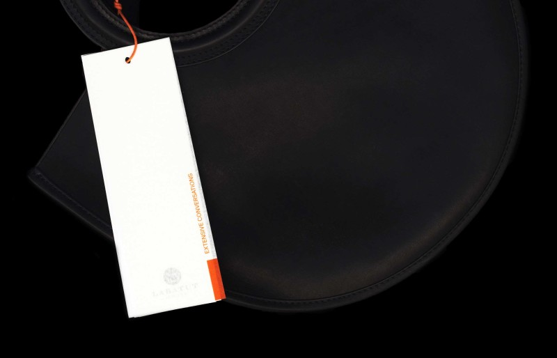 Studio Mitsu for Labatut Paris, Labels.  Graphic design, visual identity, packaging, stationary, layout, graphic system.
