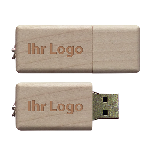 USB-Stick Wood FSC