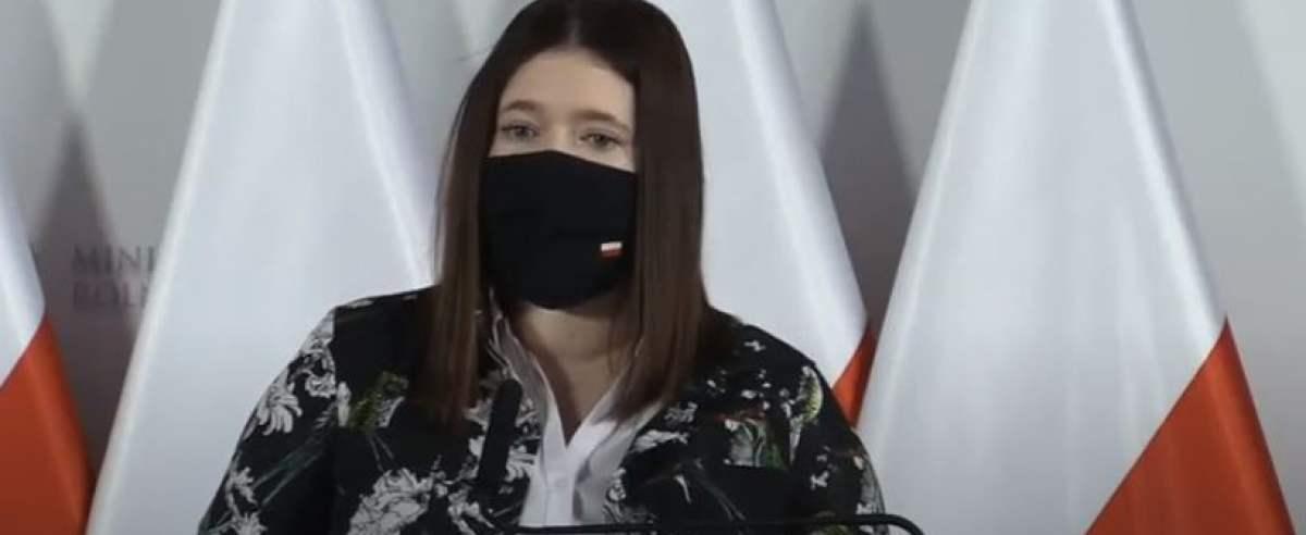 Ministerstwo Rolnictwa i Rozwoju Wsi - konferencja Anna Gembicka