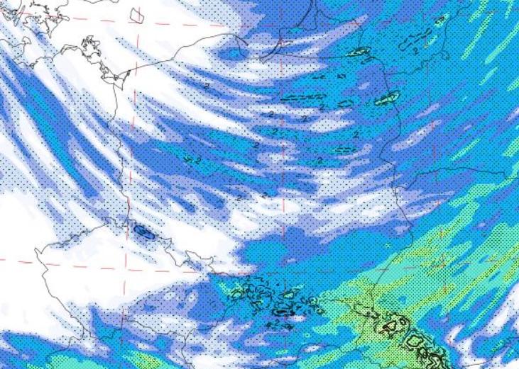 mapa pogoda IMGW