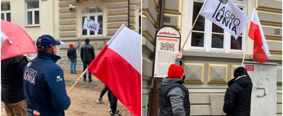 AGROunia  - sąd w Łomży