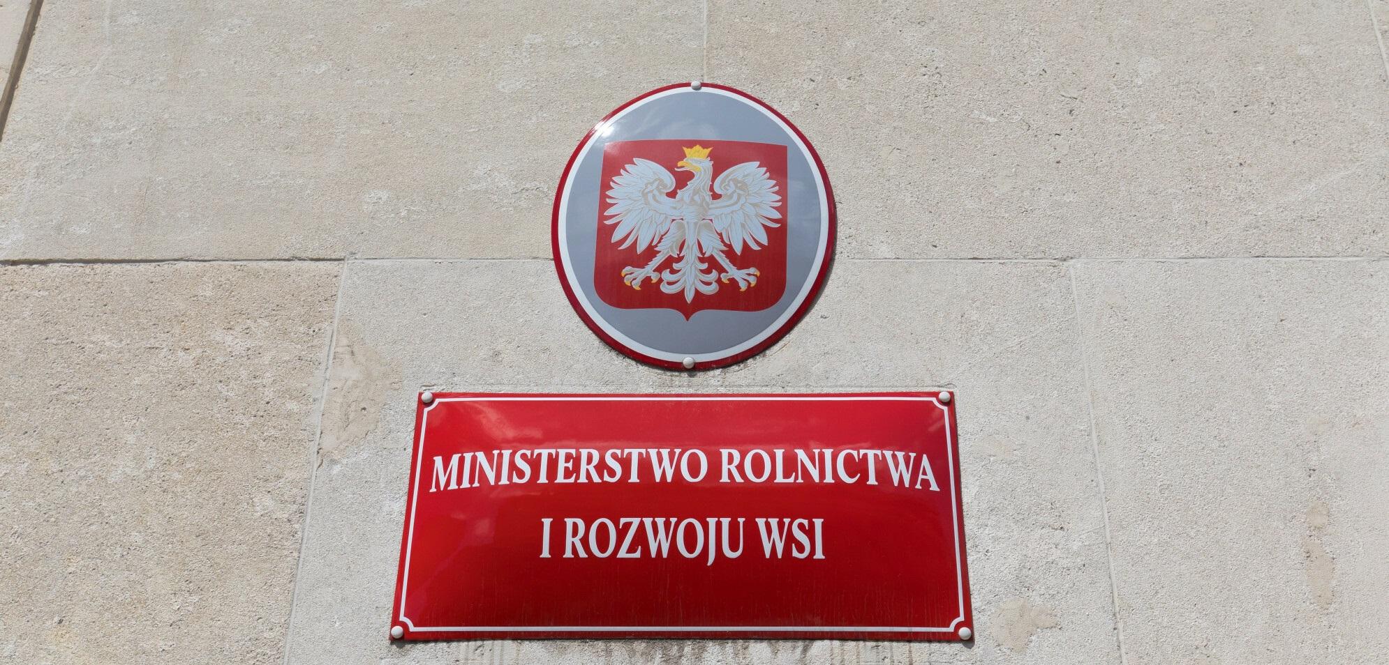 Ministerstwo Rolnictwa - tvp