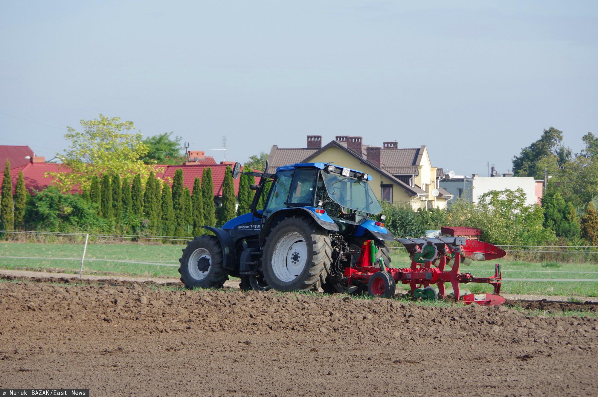 paliwo traktor