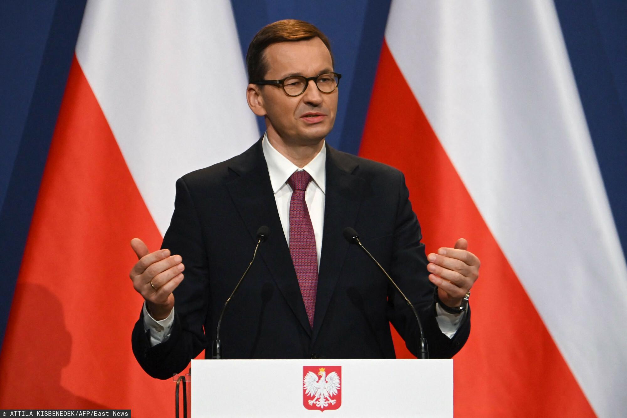 Mateusz Morawiecki - KRUS