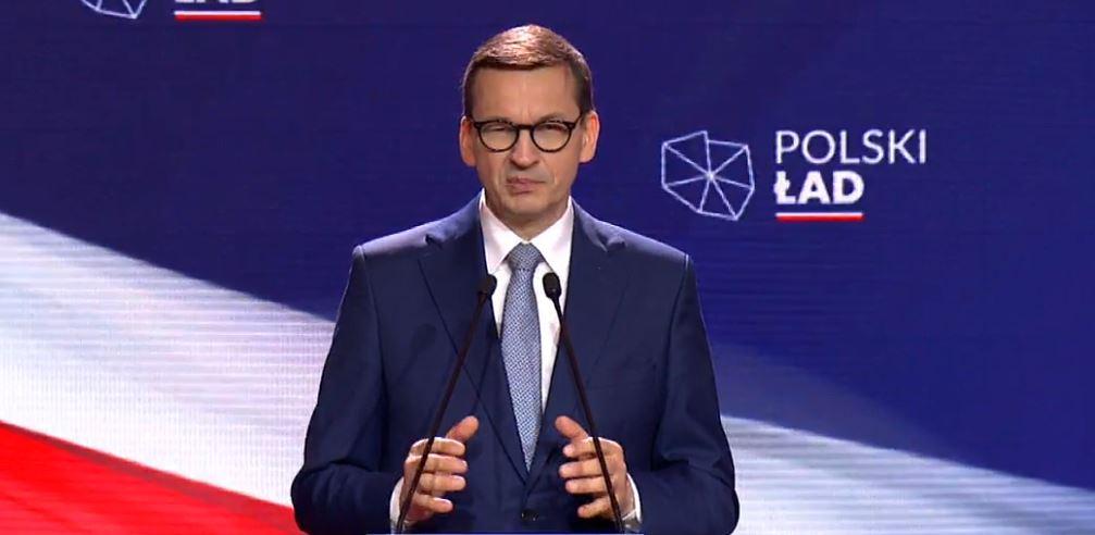 Polski Ład - Mateusz Morawiecki
