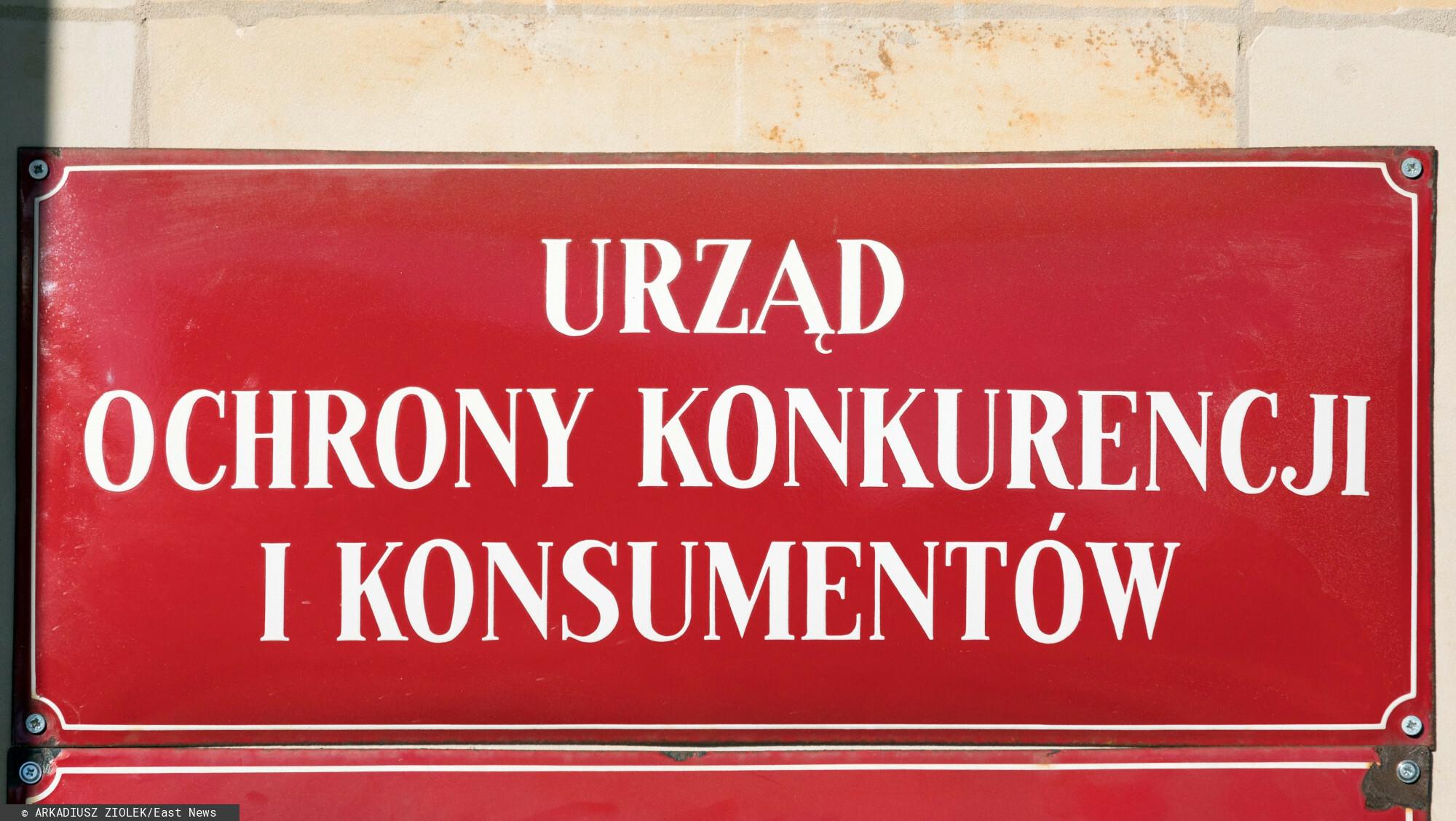 UOKiK - przewaga kontraktowa Polish Agri