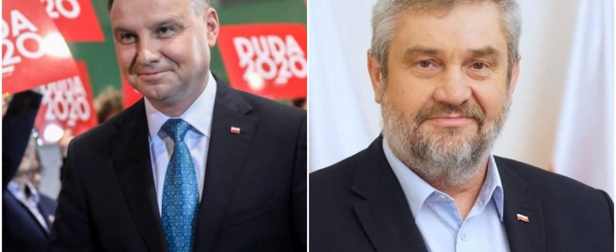 Jan Krzysztof Ardanowski - Andrzej Duda