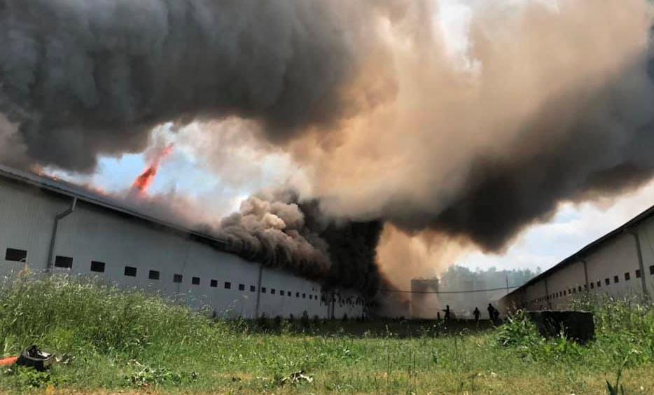 Straż Pożarna Bytom Odrz/Facebook