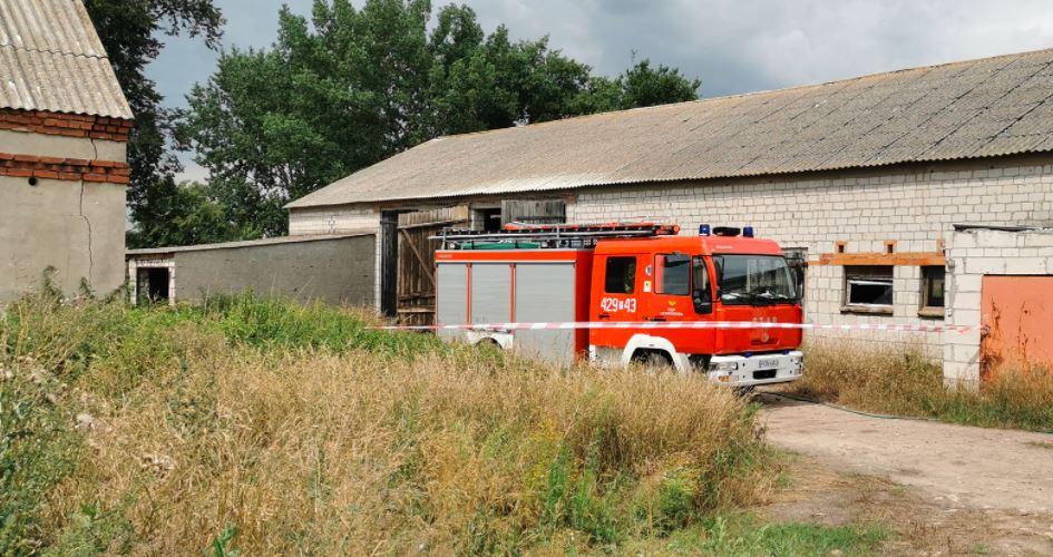 Ochotnicza Straż Pożarna w Łubowie/Facebook