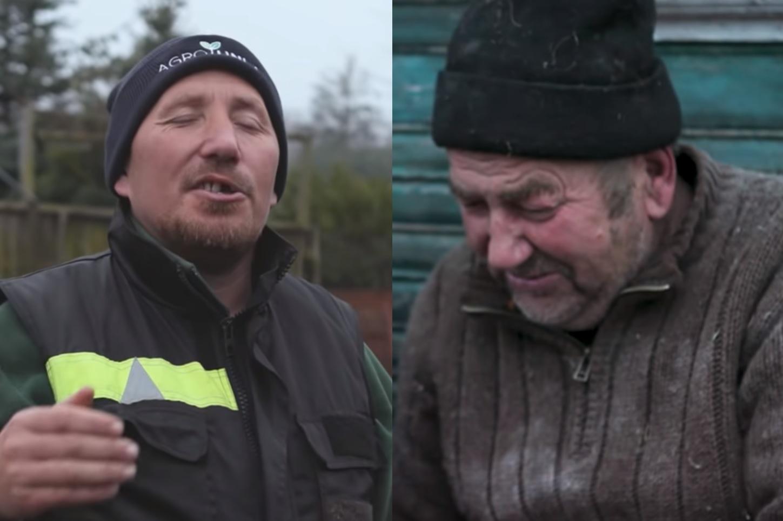 Gienek i Andrzej