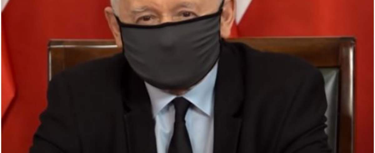 Piątka dla zwierząt - Jarosław Kaczyński