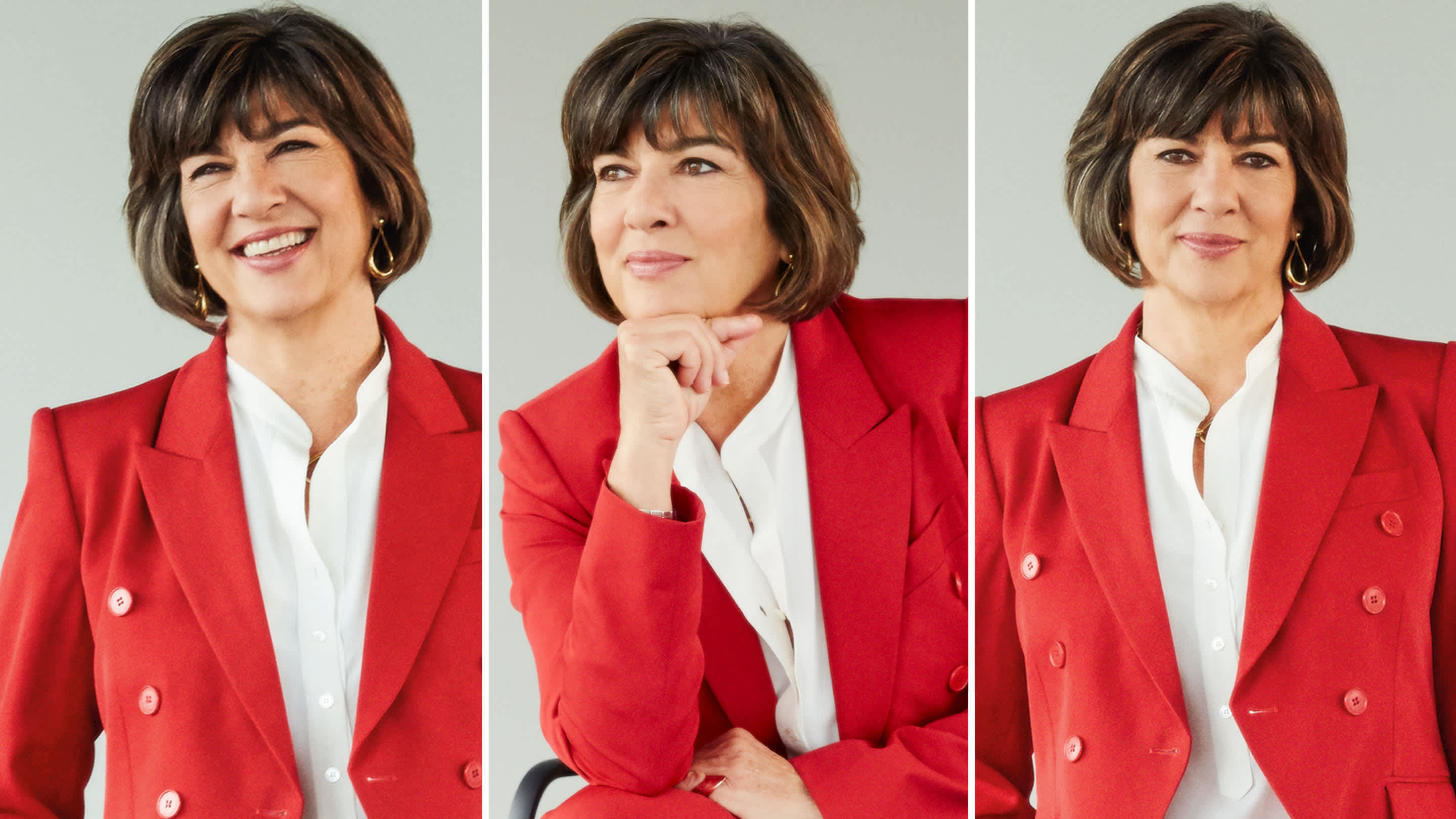 The Playboy Interview with CNN and PBS news host Christiane Amanpour