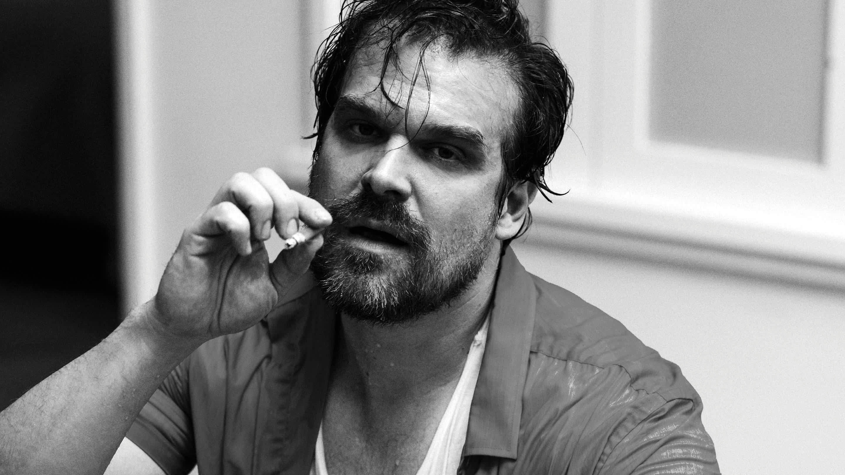 Playboy 20Q: David Harbour Talks Hellboy and Much More