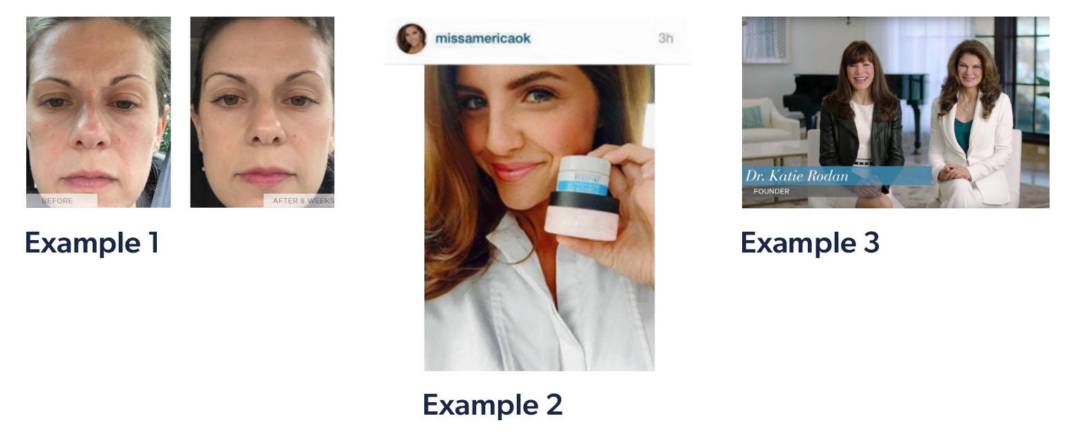 Social Media - Ad Examples