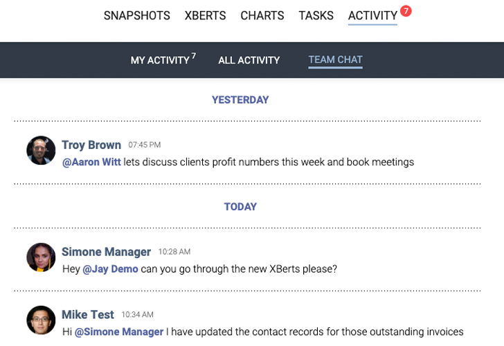 Blog Post Images XBert Features TeamChat