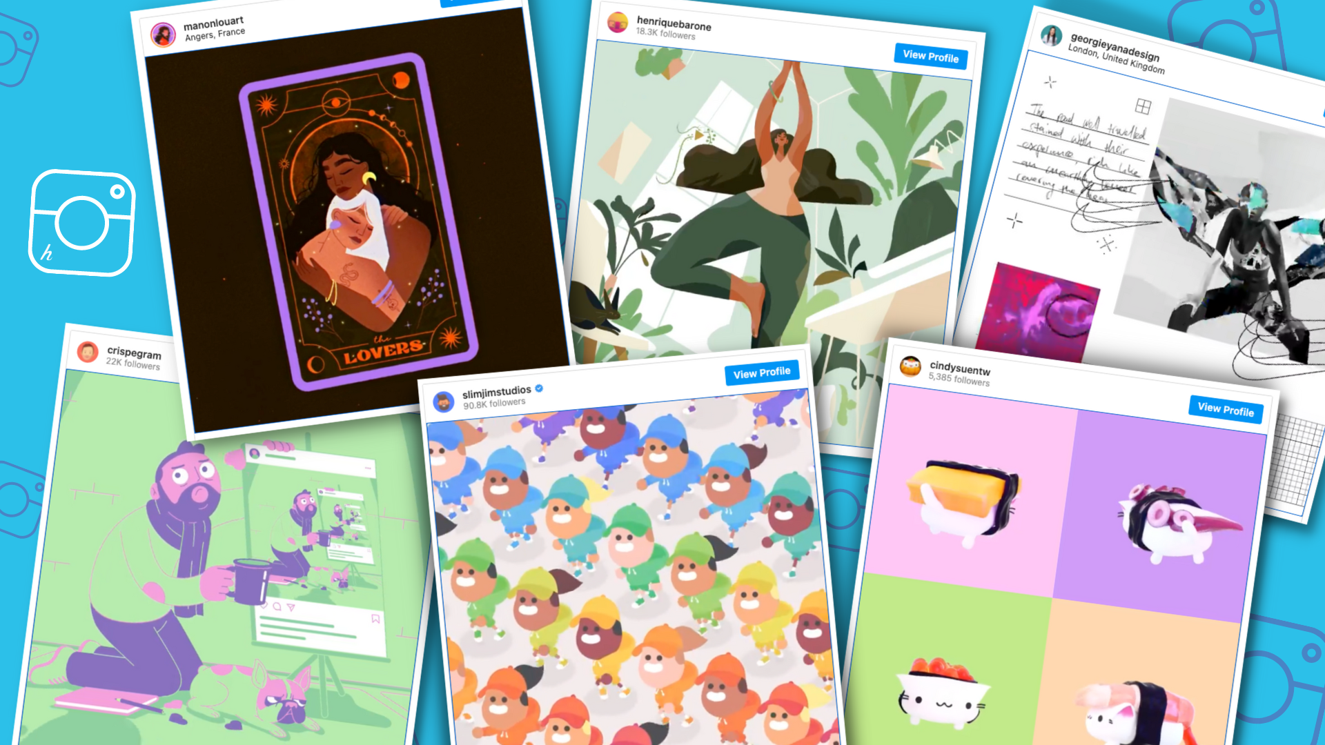 Motion Designers On Instagram To Inspire Your Creativity