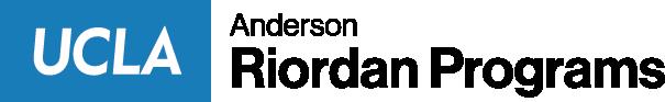 UCLA Riordan Logo