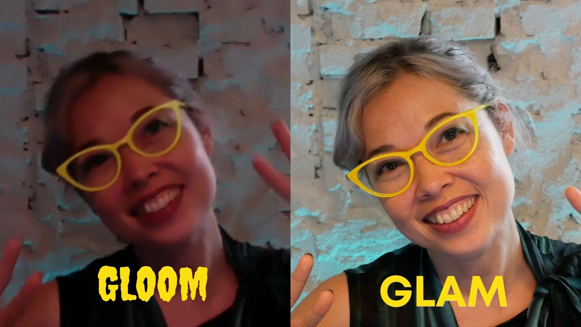 HAPPILY FROM GLOOM TO ZOOM