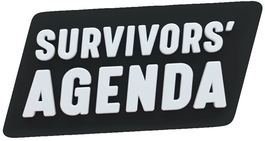 Survivors' Agenda Logo