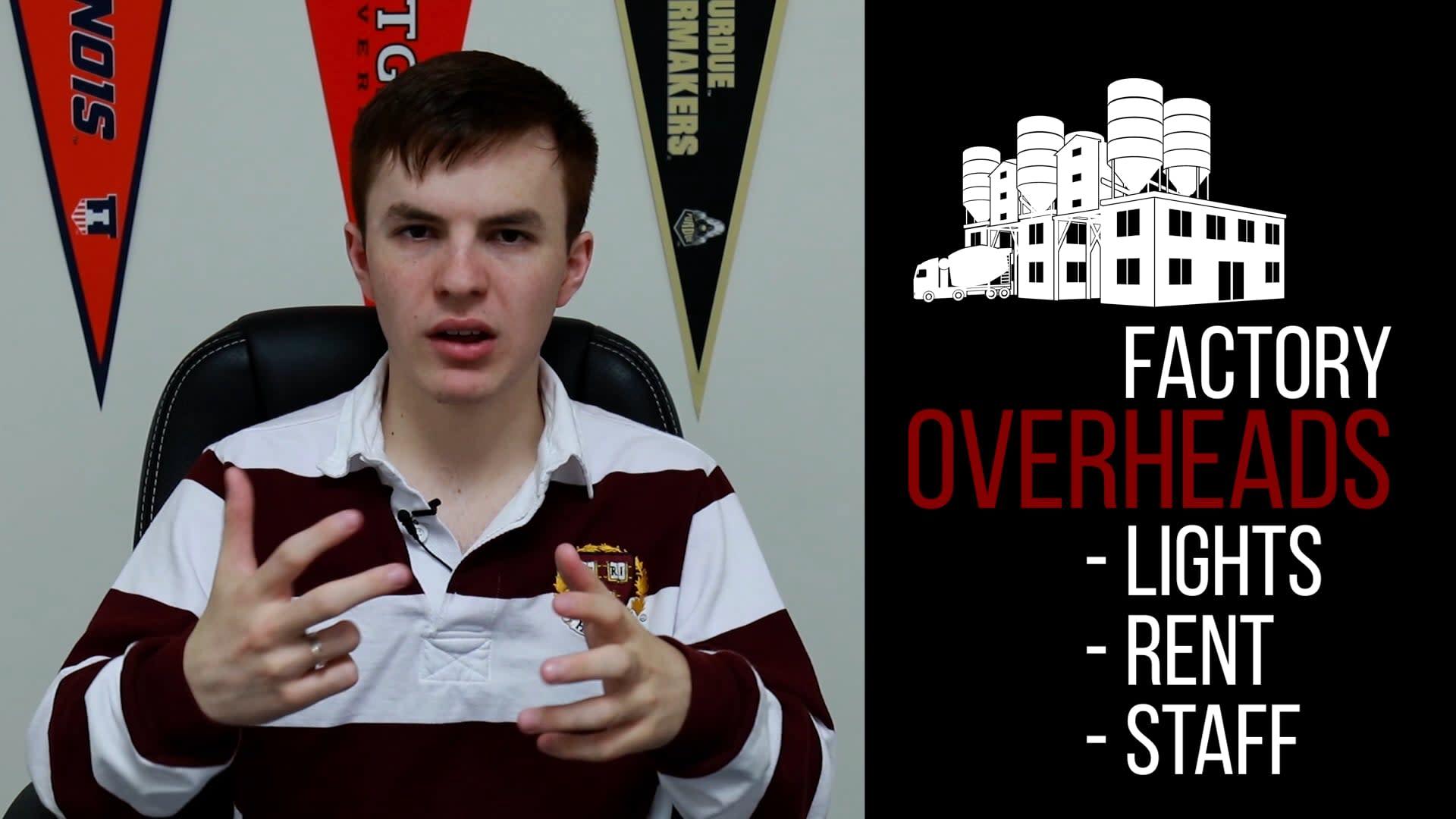 What is Overhead? - Crimson Hub