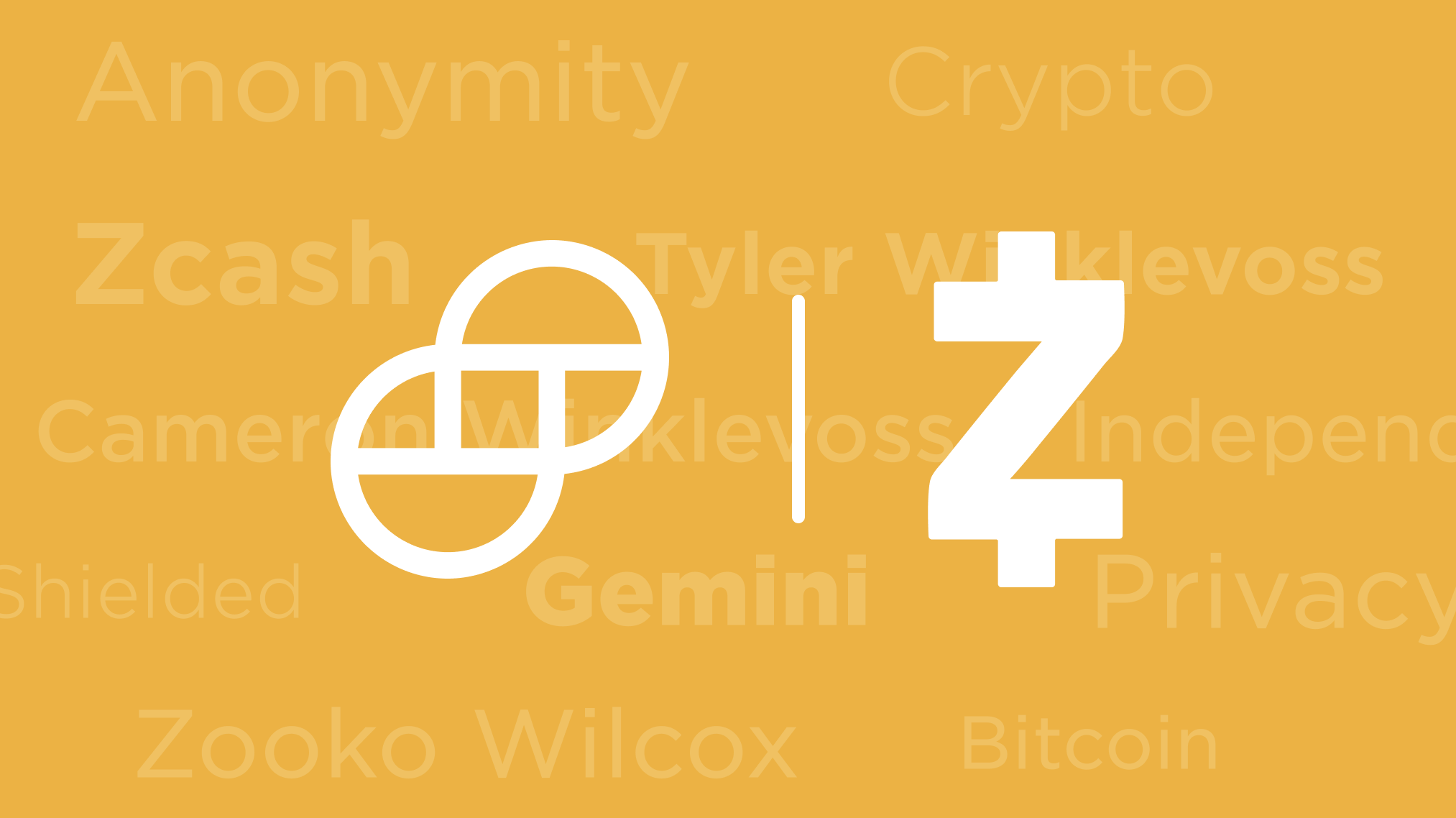 A Conversation on Zcash With Cameron and Tyler Winklevoss, and Zooko Wilcox