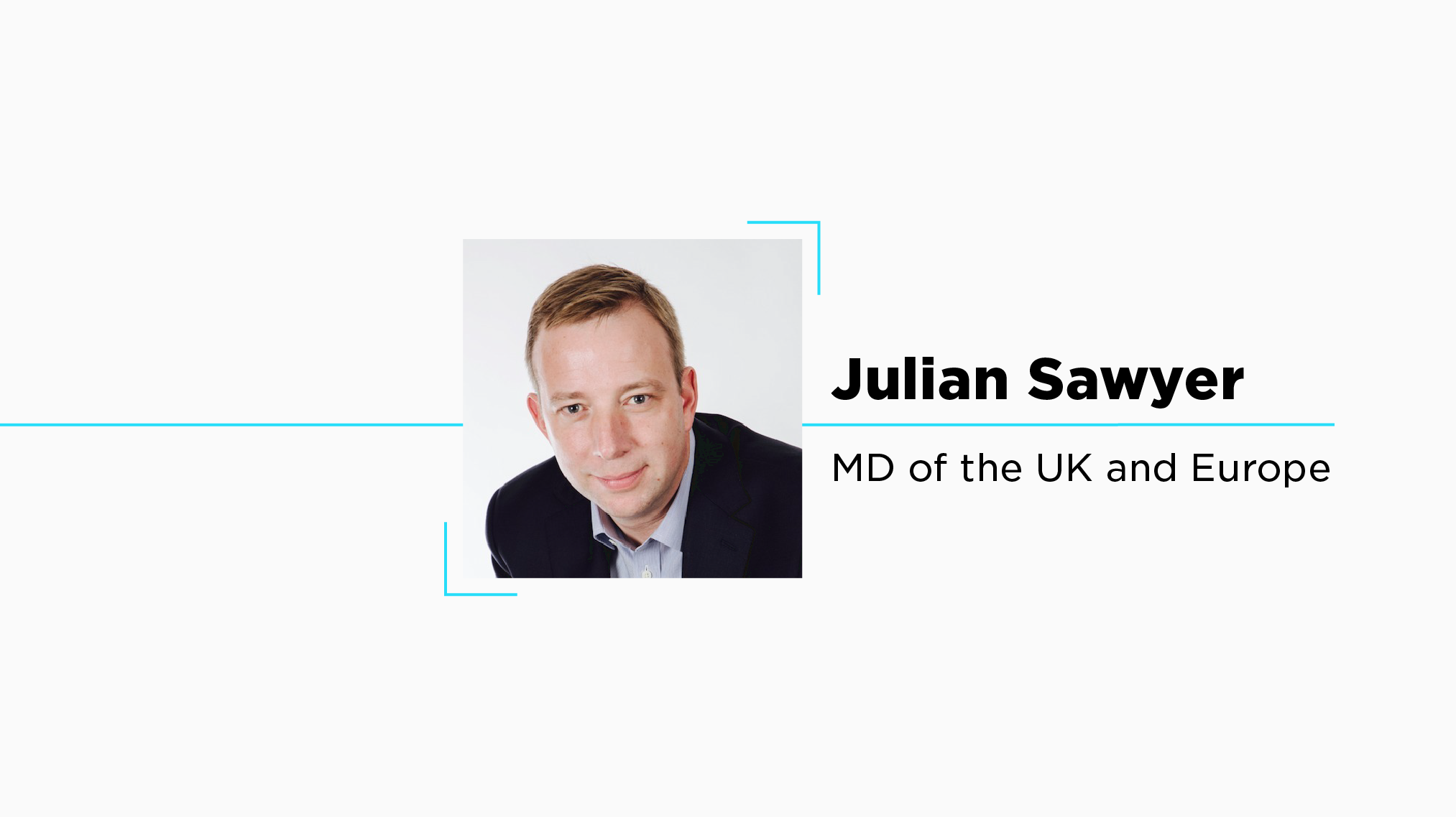 Gemini Welcomes Julian Sawyer as Managing Director of the UK and Europe