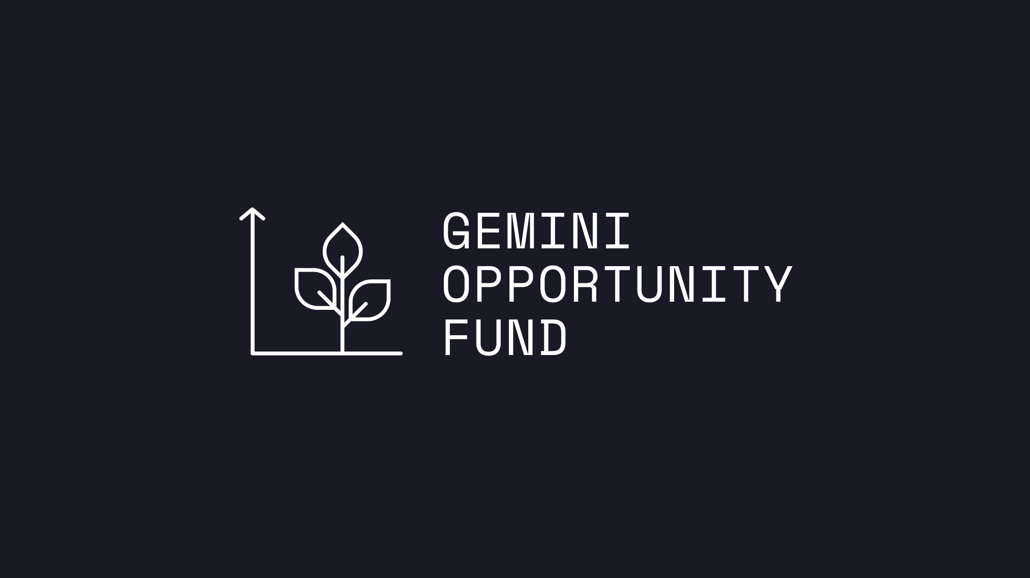 Gemini Opportunity Fund Donates to MIT's Digital Currency Initiative