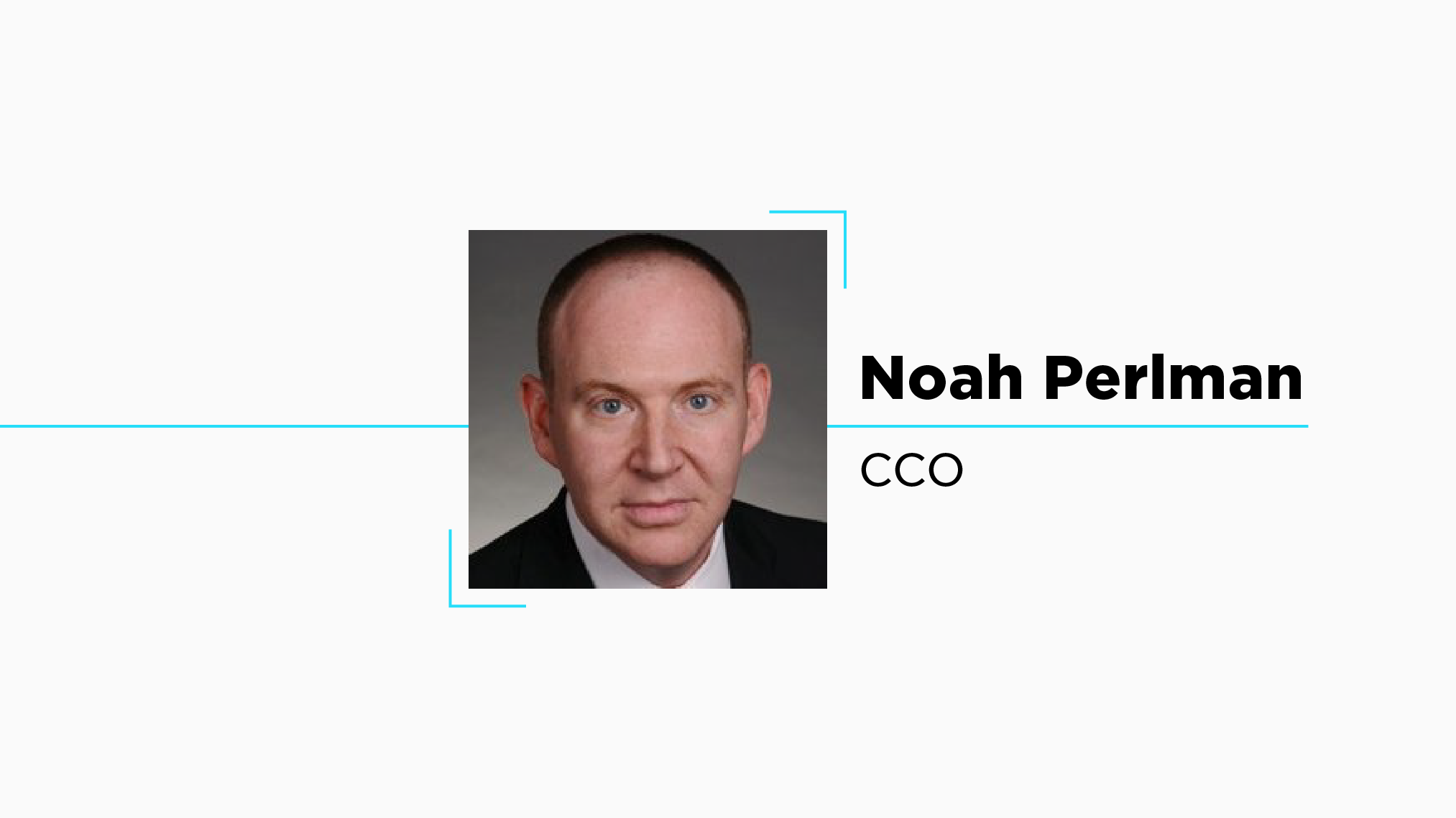 Gemini Welcomes Noah Perlman as Chief Compliance Officer