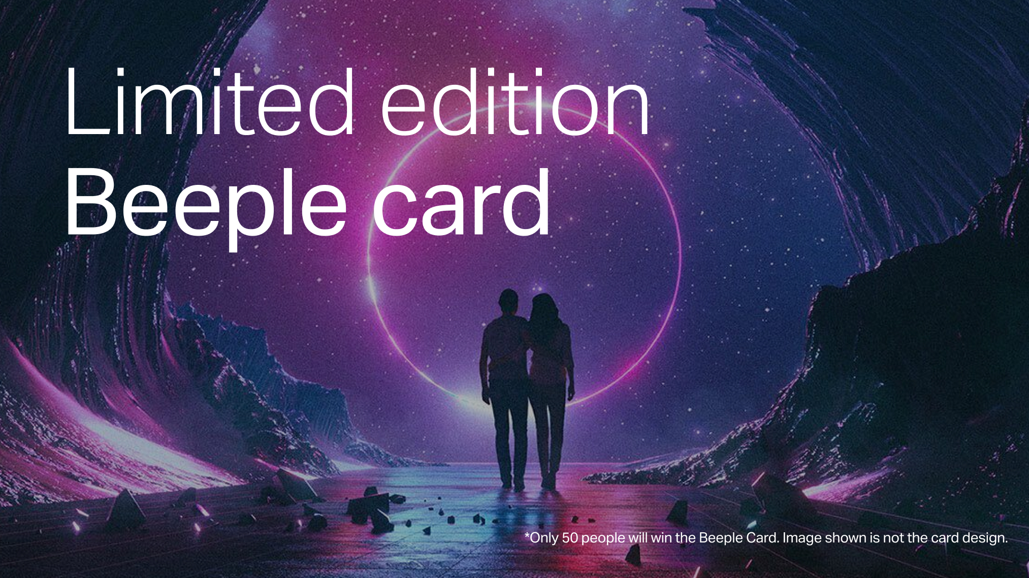 Win a Limited Edition Beeple-Designed Gemini Credit Card