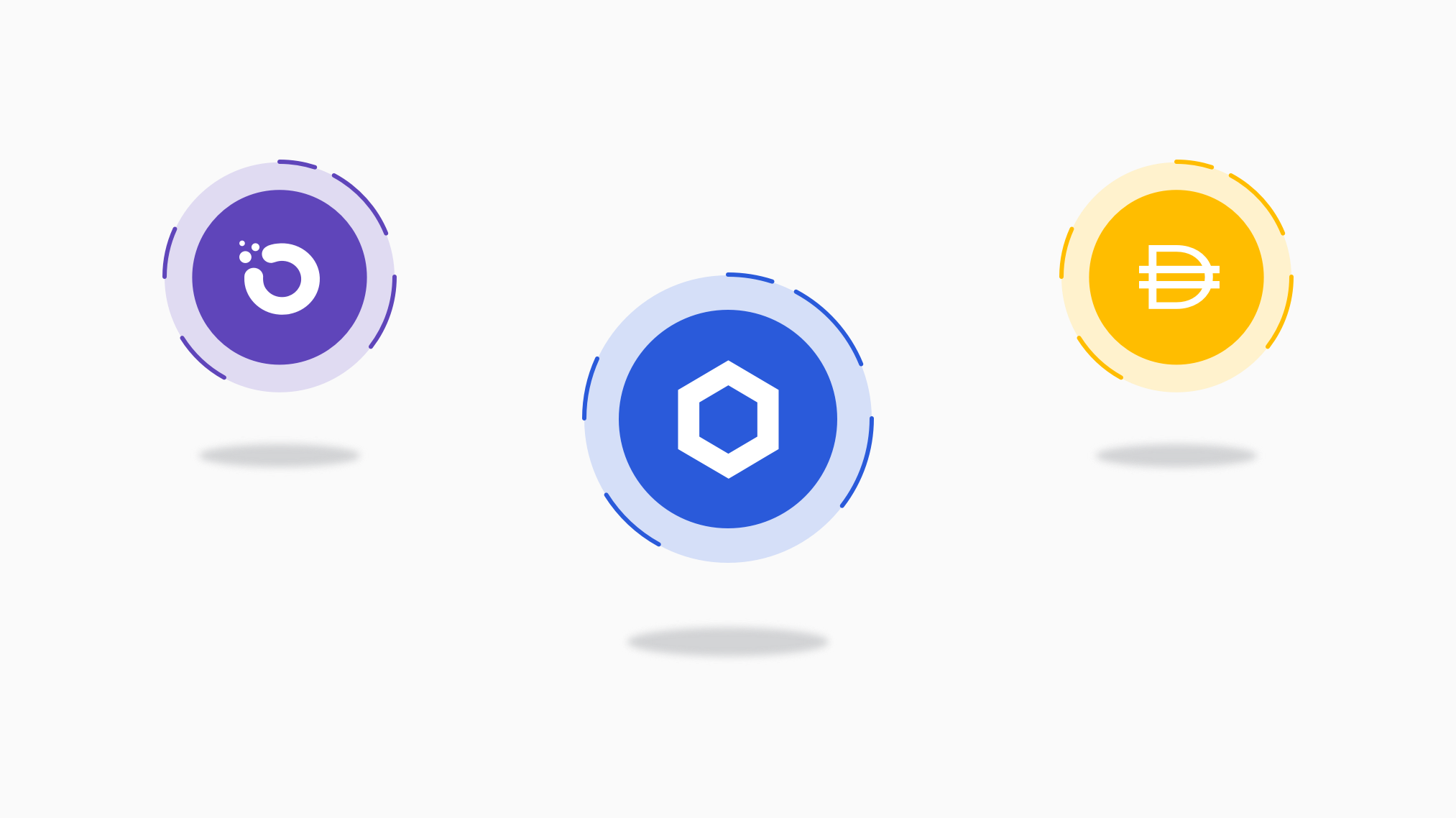 Chainlink, Dai, and Orchid Now Accepting Deposits
