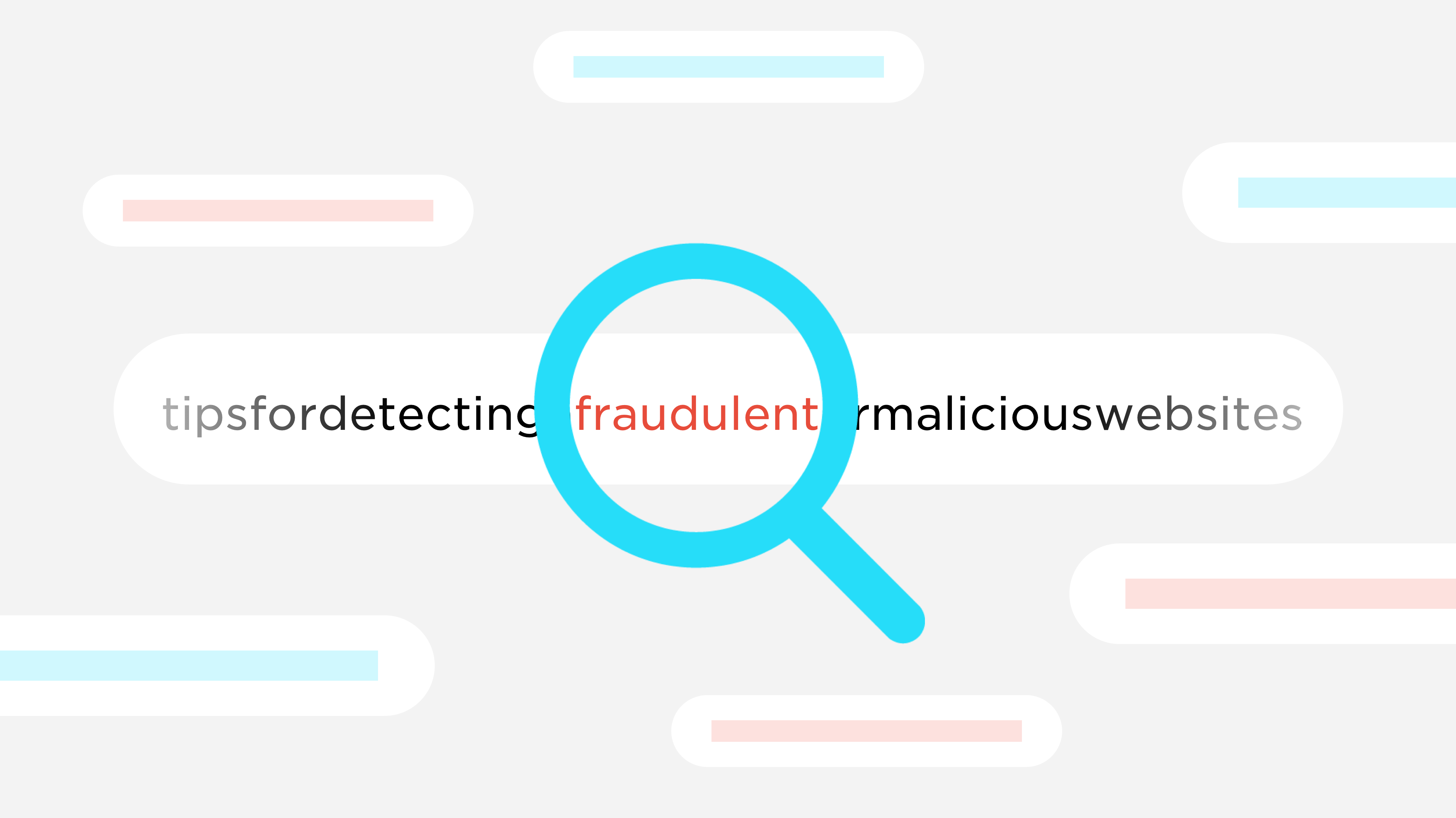 Detecting Fraudulent or Malicious Websites