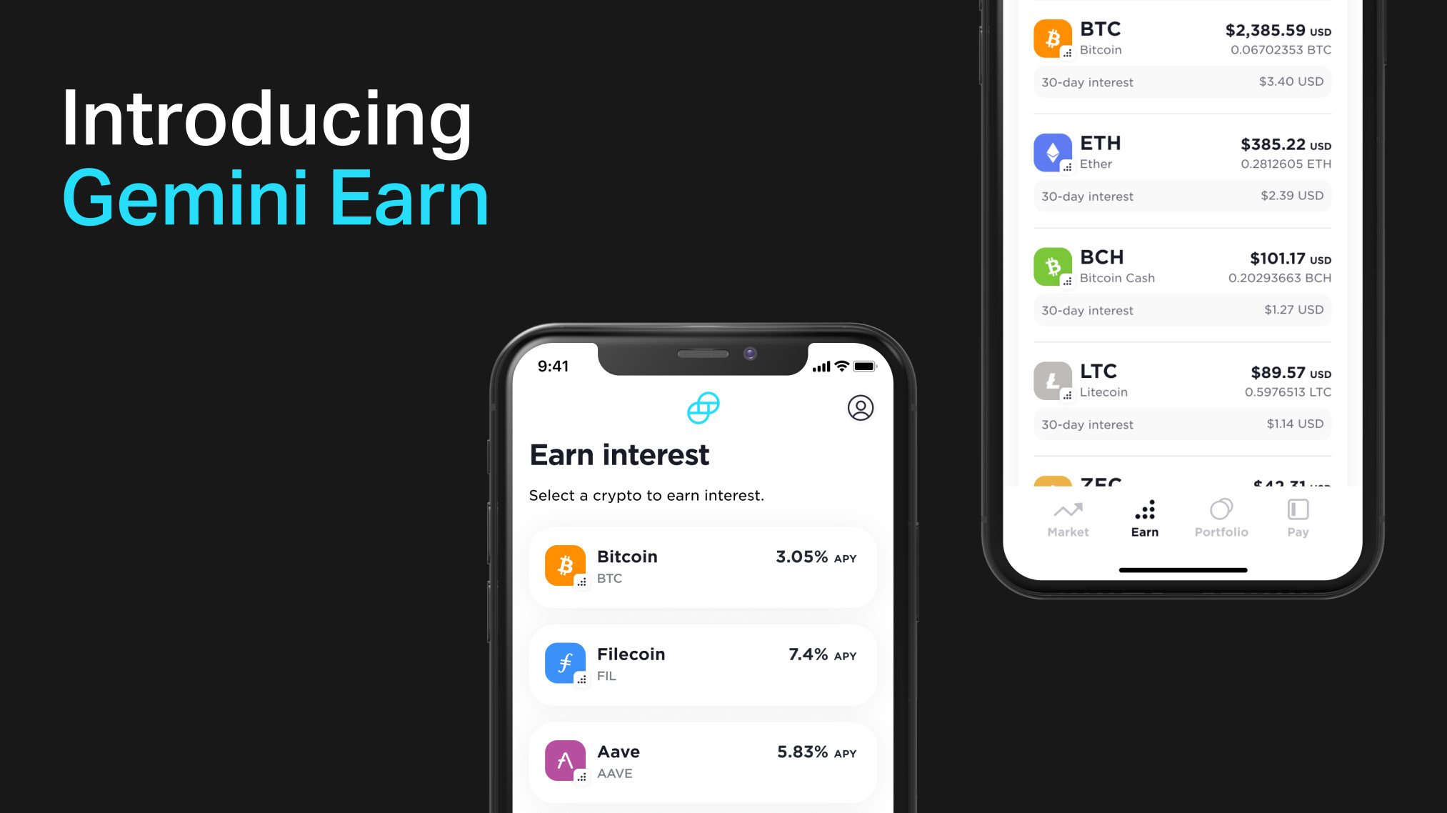 Earn Interest on Your Crypto with Gemini Earn