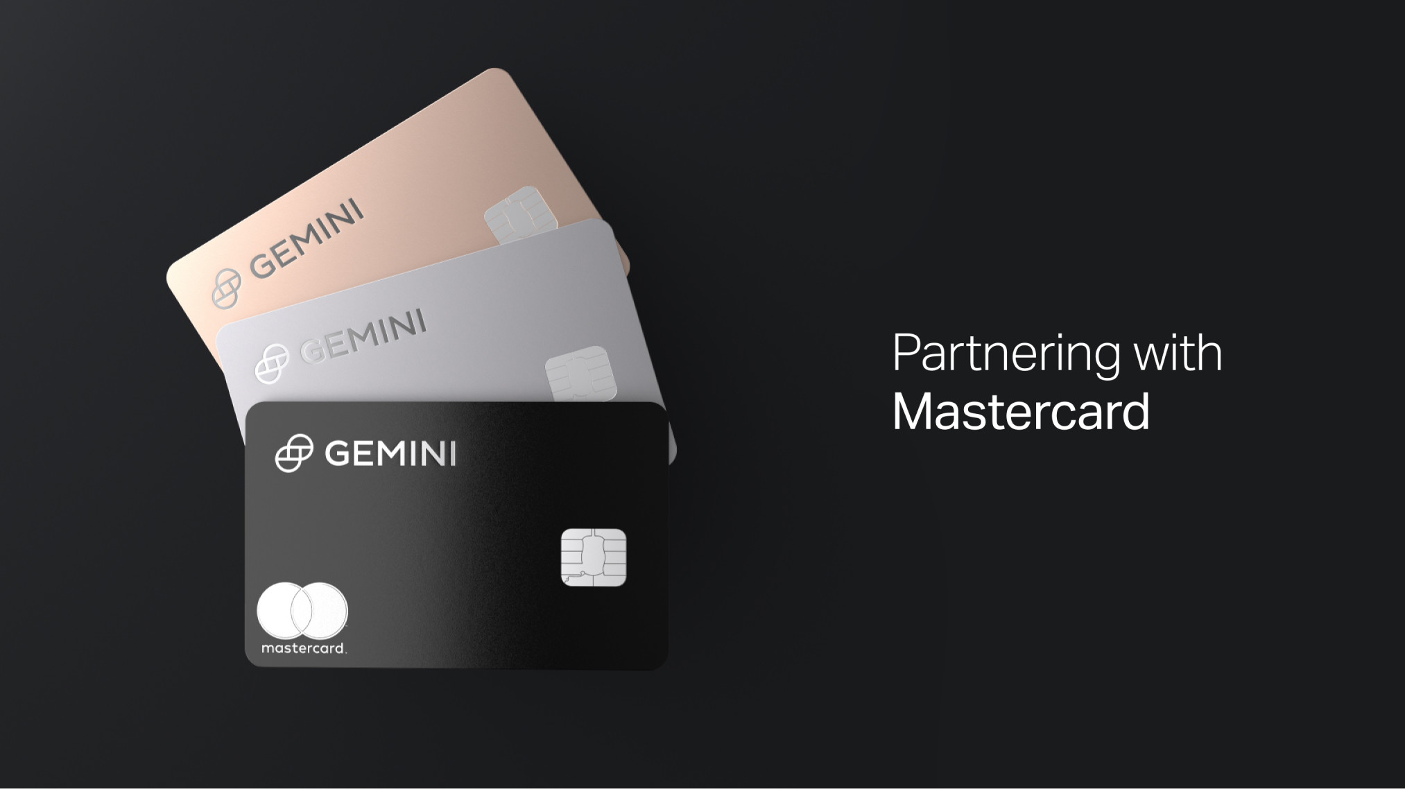 Gemini Credit Card to Launch With Mastercard as Network Partner