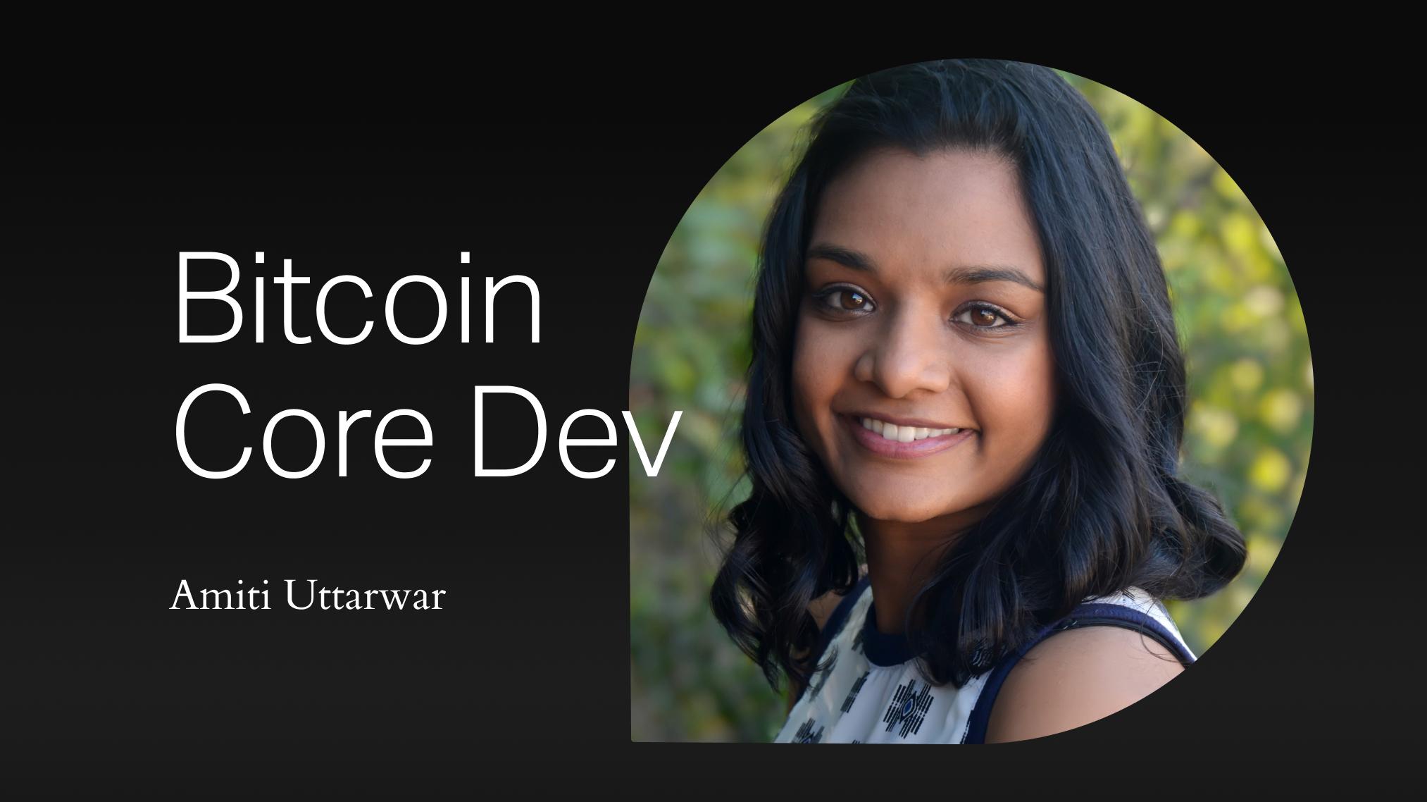bitcoin core dev)