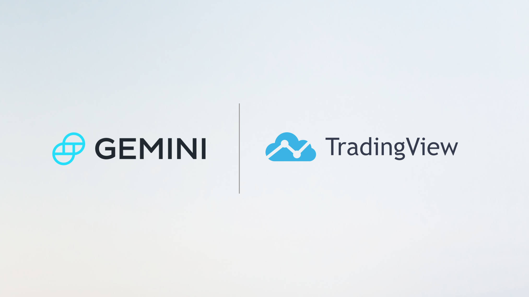 Gemini is now integrated with TradingView