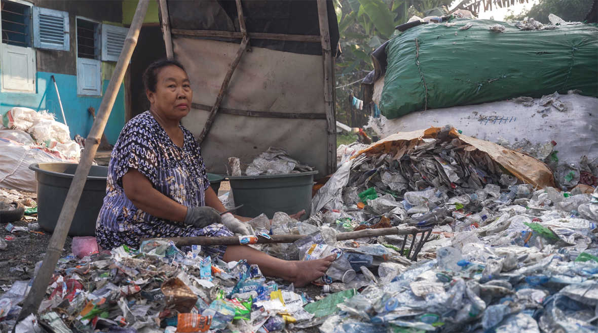 Vow ASA: Unique teamwork will convert plastic to electricity in Indonesia